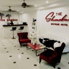 Отель The Shades Boutique Hotel Patong Phuket Таиланд, Патонг - отзывы, цены и фото номеров - забронировать отель The Shades Boutique Hotel Patong Phuket онлайн интерьер отеля фото 2