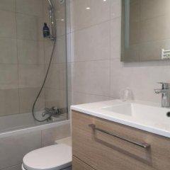 Отель Amhotel Italie Франция, Париж - отзывы, цены и фото номеров - забронировать отель Amhotel Italie онлайн ванная фото 2