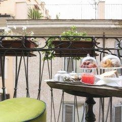 Отель Adriano Италия, Рим - отзывы, цены и фото номеров - забронировать отель Adriano онлайн балкон