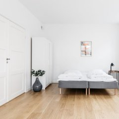 Апартаменты 3-bedroom Apartment in Copenhagen Копенгаген фото 6