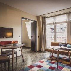 Отель Henri Hotel Hamburg Downtown Германия, Гамбург - 1 отзыв об отеле, цены и фото номеров - забронировать отель Henri Hotel Hamburg Downtown онлайн комната для гостей