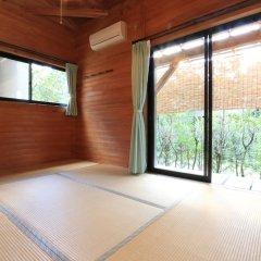 Отель Wa no Cottage Sen-no-ie Япония, Якусима - отзывы, цены и фото номеров - забронировать отель Wa no Cottage Sen-no-ie онлайн комната для гостей фото 3