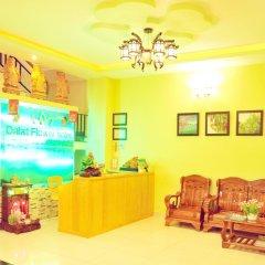 Отель Dalat Flower Далат интерьер отеля фото 2