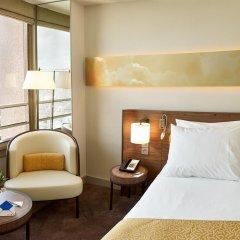 Отель Radisson Blu Hotel, Lyon Франция, Лион - 2 отзыва об отеле, цены и фото номеров - забронировать отель Radisson Blu Hotel, Lyon онлайн комната для гостей фото 3