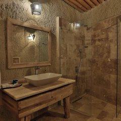 Бутик- Mahzen Cave Турция, Ургуп - отзывы, цены и фото номеров - забронировать отель Бутик-Отель Mahzen Cave онлайн ванная фото 2