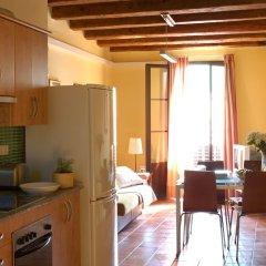 Отель AinB Las Ramblas-Guardia Apartments Испания, Барселона - 1 отзыв об отеле, цены и фото номеров - забронировать отель AinB Las Ramblas-Guardia Apartments онлайн в номере фото 3