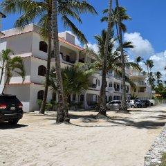 Отель Flor del Mar 1D Доминикана, Пунта Кана - отзывы, цены и фото номеров - забронировать отель Flor del Mar 1D онлайн парковка