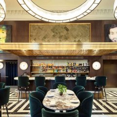 Отель Sofitel London St James Великобритания, Лондон - 1 отзыв об отеле, цены и фото номеров - забронировать отель Sofitel London St James онлайн фото 6