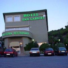 Отель San Gabriel парковка