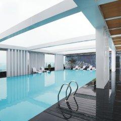 Отель Baiyun Hotel Guangzhou Китай, Гуанчжоу - 11 отзывов об отеле, цены и фото номеров - забронировать отель Baiyun Hotel Guangzhou онлайн бассейн фото 3