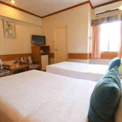 Отель Mike Hotel Таиланд, Паттайя - 1 отзыв об отеле, цены и фото номеров - забронировать отель Mike Hotel онлайн комната для гостей фото 2