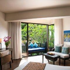 Отель Anantara Bophut Koh Samui Resort Таиланд, Самуи - отзывы, цены и фото номеров - забронировать отель Anantara Bophut Koh Samui Resort онлайн комната для гостей фото 3