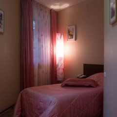 Сакура Отель 4* Стандартный номер с различными типами кроватей фото 11