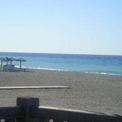 Отель Nuevo Tropical пляж