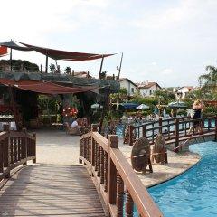 Отель Pemar Beach Resort - All Inclusive бассейн фото 2