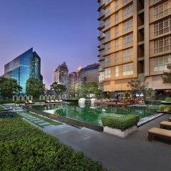 Отель Sathorn Vista, Bangkok - Marriott Executive Apartments Таиланд, Бангкок - отзывы, цены и фото номеров - забронировать отель Sathorn Vista, Bangkok - Marriott Executive Apartments онлайн бассейн фото 2