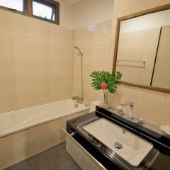 Отель Boss Mansion Бангкок ванная