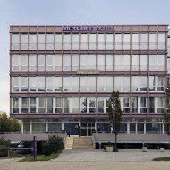 Отель Mercure München Ost-Messe парковка