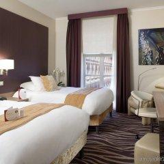 Отель Crowne Plaza Toulouse Франция, Тулуза - 1 отзыв об отеле, цены и фото номеров - забронировать отель Crowne Plaza Toulouse онлайн комната для гостей фото 4