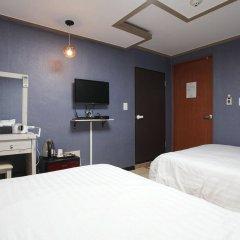 G Mini Hotel Dongdaemun удобства в номере фото 2