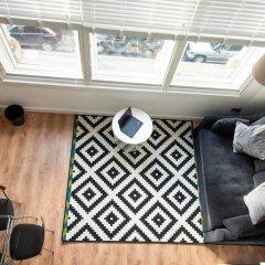 Апартаменты The City Mezzanine Apartment сауна
