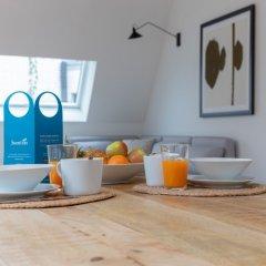 Отель Sweet Inn Apartments - Petit Sablon Бельгия, Брюссель - отзывы, цены и фото номеров - забронировать отель Sweet Inn Apartments - Petit Sablon онлайн питание фото 2
