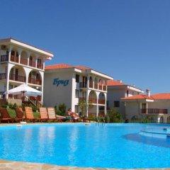 Отель BREEZE Apart Complex Свети Влас бассейн фото 3