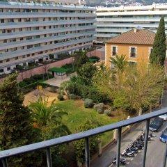 Отель Husa Pedralbes Испания, Барселона - отзывы, цены и фото номеров - забронировать отель Husa Pedralbes онлайн балкон