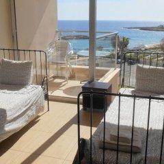 Отель Eternity Suite Кипр, Протарас - отзывы, цены и фото номеров - забронировать отель Eternity Suite онлайн балкон