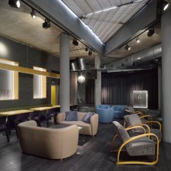 The ICON Hotel & Lounge гостиничный бар