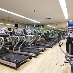 Отель PARKROYAL COLLECTION Marina Bay Сингапур фитнесс-зал фото 4