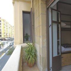 Отель Surfing Etxea Испания, Сан-Себастьян - отзывы, цены и фото номеров - забронировать отель Surfing Etxea онлайн балкон