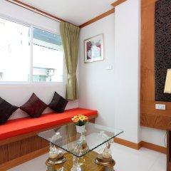Отель A Casa Di Luca комната для гостей