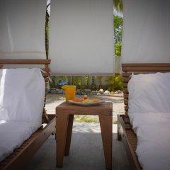 Отель Sara Suites Ixtapa балкон