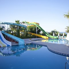 Paloma Oceana Resort Турция, Сиде - 1 отзыв об отеле, цены и фото номеров - забронировать отель Paloma Oceana Resort онлайн бассейн фото 3