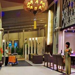 Отель Ananta Burin Resort Таиланд, Ао Нанг - 1 отзыв об отеле, цены и фото номеров - забронировать отель Ananta Burin Resort онлайн питание фото 3