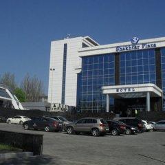 Гостиница Shakhtar Plaza парковка