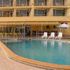 Отель Deva Болгария, Солнечный берег - отзывы, цены и фото номеров - забронировать отель Deva онлайн бассейн фото 3