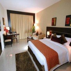 Отель Landmark Riqqa Дубай комната для гостей фото 4