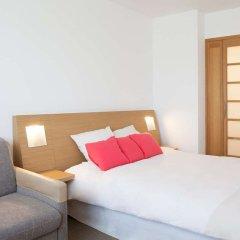 Отель Novotel Brugge Centrum Бельгия, Брюгге - отзывы, цены и фото номеров - забронировать отель Novotel Brugge Centrum онлайн комната для гостей фото 5