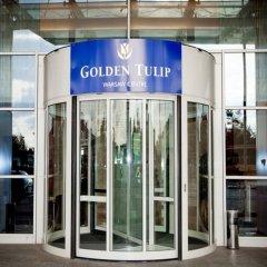 Отель Golden Tulip Warsaw Centre фото 10