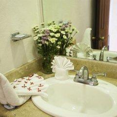 Отель El Pescador Hotel Мексика, Пуэрто-Вальярта - отзывы, цены и фото номеров - забронировать отель El Pescador Hotel онлайн ванная фото 2