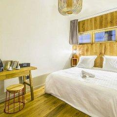 Отель Les Piaules Франция, Париж - 2 отзыва об отеле, цены и фото номеров - забронировать отель Les Piaules онлайн комната для гостей фото 2