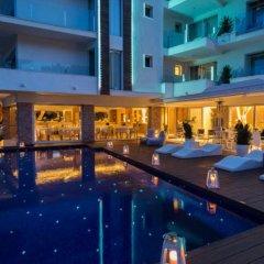 Caballito Al Mar Hotel бассейн