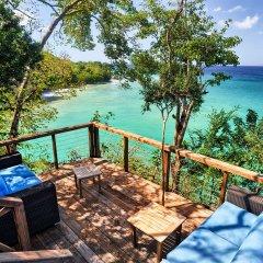 Отель Secret Bay пляж