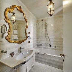 Отель Gardena Hotel Италия, Венеция - отзывы, цены и фото номеров - забронировать отель Gardena Hotel онлайн ванная фото 4