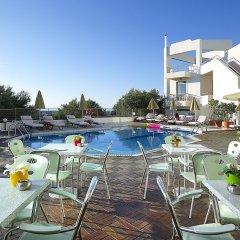 Отель Bella Vista Apartments Греция, Херсониссос - отзывы, цены и фото номеров - забронировать отель Bella Vista Apartments онлайн фото 3