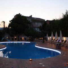 Отель Assinos Palace Джардини Наксос помещение для мероприятий фото 2