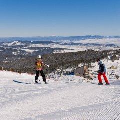 Kaya Palazzo Ski & Mountain Resort Турция, Болу - отзывы, цены и фото номеров - забронировать отель Kaya Palazzo Ski & Mountain Resort онлайн спортивное сооружение