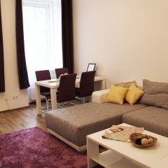 Отель CheckVienna – Apartment Johnstrasse Австрия, Вена - отзывы, цены и фото номеров - забронировать отель CheckVienna – Apartment Johnstrasse онлайн комната для гостей фото 2
